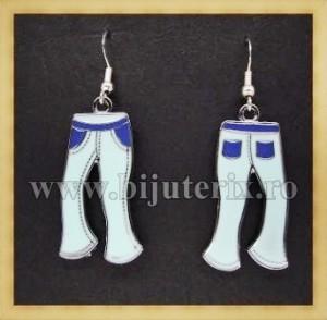 Cercei Jeans
