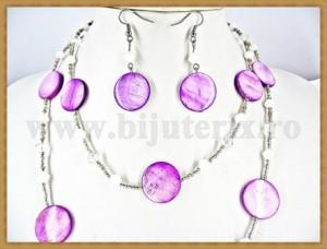 Set Simply sidef - purple