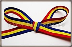Panglica tricolor 1,5cm - 1m
