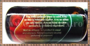 Ulei Aroma Land - Santal 10ml