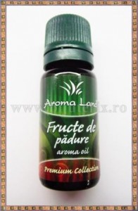 Ulei Aroma Land - Fructe de padure 10ml