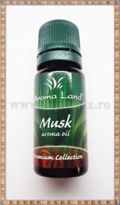 Ulei Aroma Land - Musk 10ml