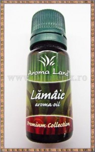 Ulei Aroma Land - Lamaie 10ml
