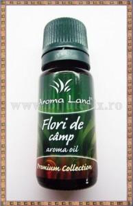 Ulei Aroma Land - Flori de camp 10ml