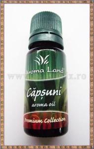 Ulei Aroma Land - Capsuni 10ml