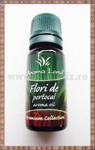 Ulei Aroma Land - Flori de portocal 10ml