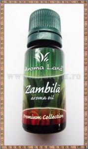 Ulei Aroma Land - Zambila 10ml