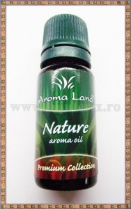 Ulei Aroma Land - Nature 10ml