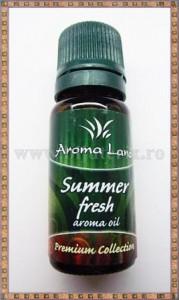 Ulei Aroma Land - Summer fresh 10ml