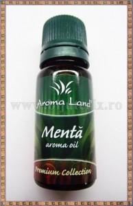 Ulei Aroma Land - Menta 10ml