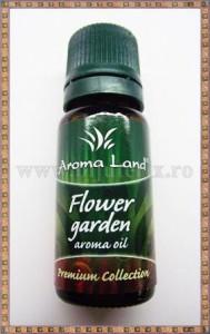 Ulei Aroma Land - Flower garden 10ml