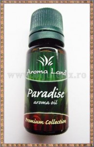 Ulei Aroma Land - Paradise 10ml