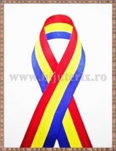 Panglica tricolor 4cm - 1m