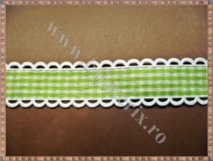 Panglica material textil 2cm - 1m model 2