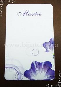 Carton martisor Martie 9x5,5cm - model 14 (50buc)