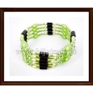 Light Green Magnetic Necklace-Bracelet