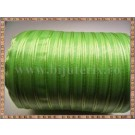 Organza 6mm x 5m -  verde deschis