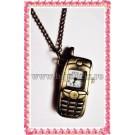 Colier pandantiv - Ceas - Telefon mobil