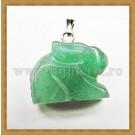 Pandantiv Iepure jad