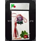 Martisor Floare mov - complet