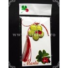 Martisor Floare galbena - complet