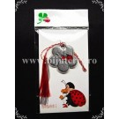 Martisor Floare argintie - complet