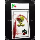 Martisor Tweety floricica - complet