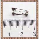 Ace de brosa 1,5cm (100buc) - argintiu