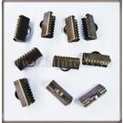 Capat snur - 13X8mm - patinat (10 buc)