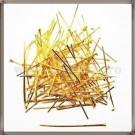 Ace cu cap - 4cm - auriu (50buc)