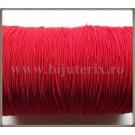 Snur elastic 0.65mm - rosu -10m