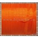 Organza 6mm x 5m - portocaliu