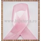 Panglica satin roz 1,5cm - 1m