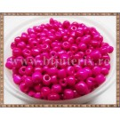 Margele nisip 4mm - fucsia (50gr)
