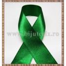 Panglica satin verde 2cm - 1m