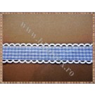 Panglica material textil 2cm - 1m model 5