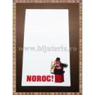 Carton martisor Noroc 9x5,3cm - model 41 (50buc)