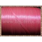 Panglica satin roz inchis 0,3cm - 5m