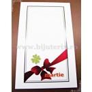 Carton martisor Martie 9x5,5cm - model 26 (50buc)