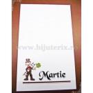 Carton martisor Martie 9x5,5cm - model 23 (50buc)