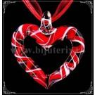 Pandantiv Heart of glass